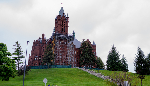 Construction update: Syracuse University summer projects near completion