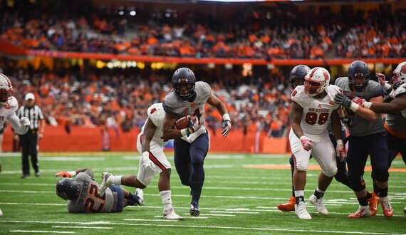 Countdown to Camp: Establishing a run game key to Syracuse offensive success in 2017